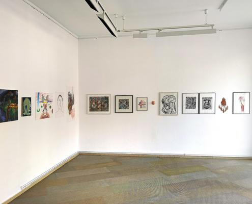 Wolf & Galentz Berlin exhibition view