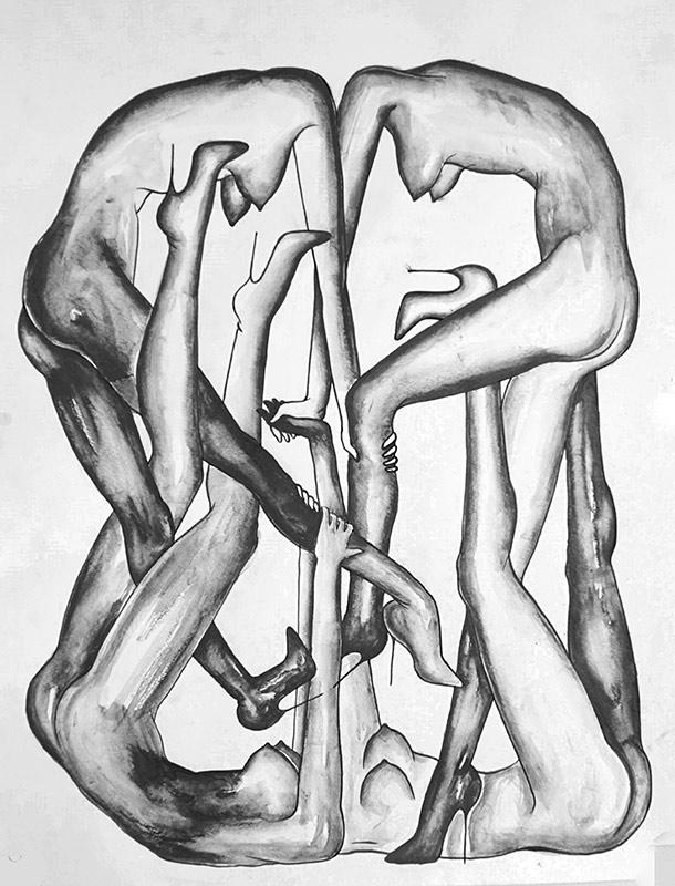 artwork Nevena Binney