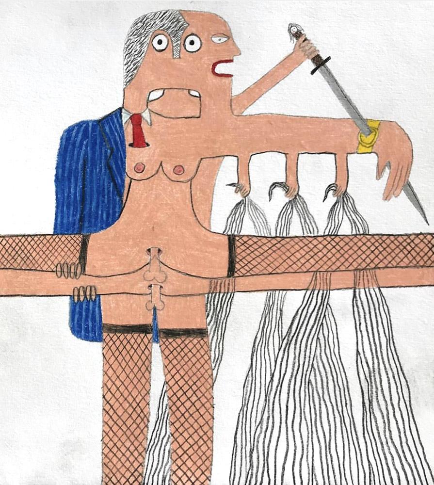 artwork Matthew Sweesy