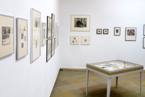 "Exhibition ""wood engraving"""
