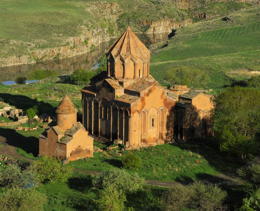 Zaven_Sargsyan_Marmashen_Kloster