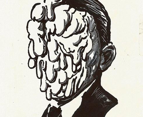 Henrik Jacob, Zeichnung