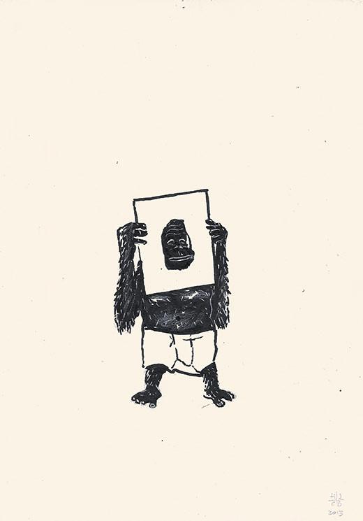 Monkey, Henrik Jacob