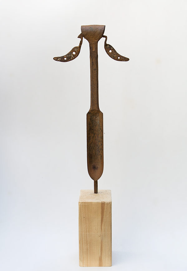 Joachim Pohl, sculpture