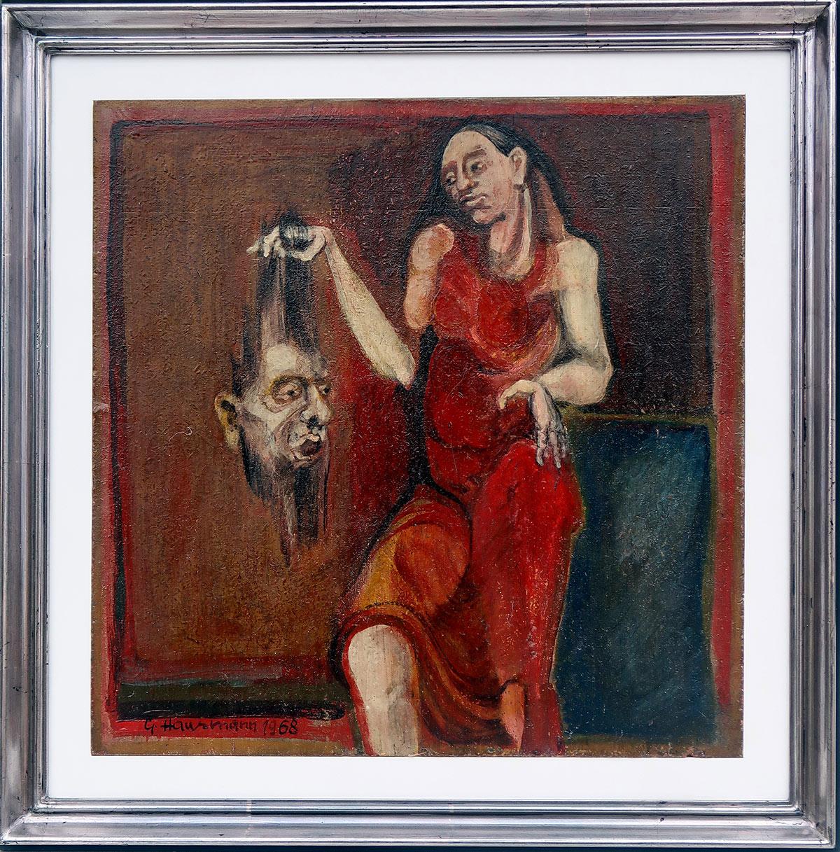 Gisa Hausmann, Gemälde