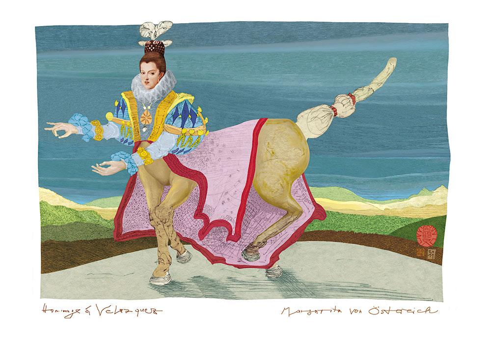Gisa Hausmann Print