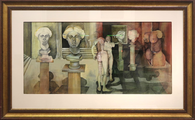 Gisa Hausmann Gemälde