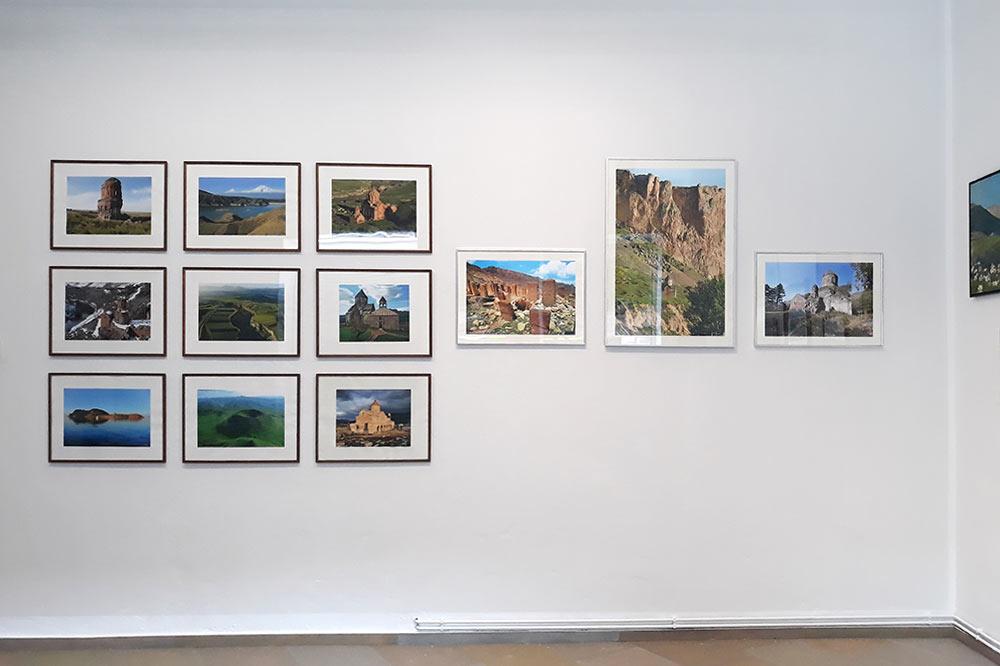 Ausstellungsansicht Wolf&Galentz