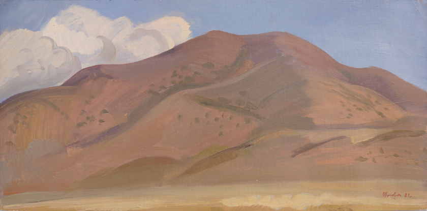 Berg am Seven See, 1982