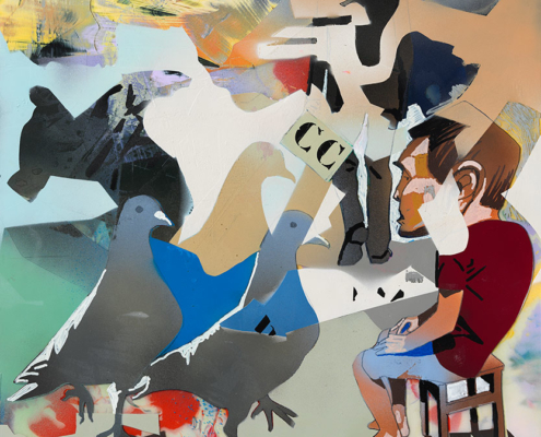 Philipp Mager Gemälde