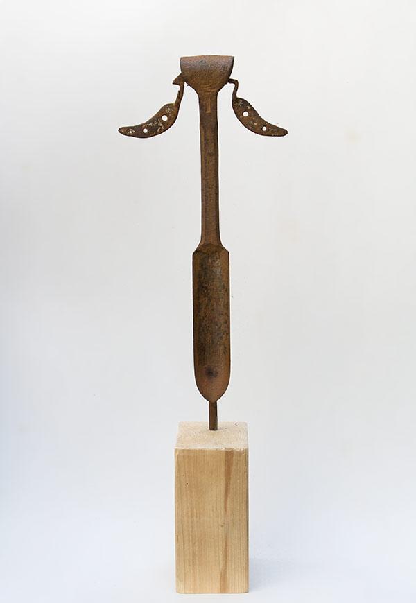 Joachim Pohl Skulptur